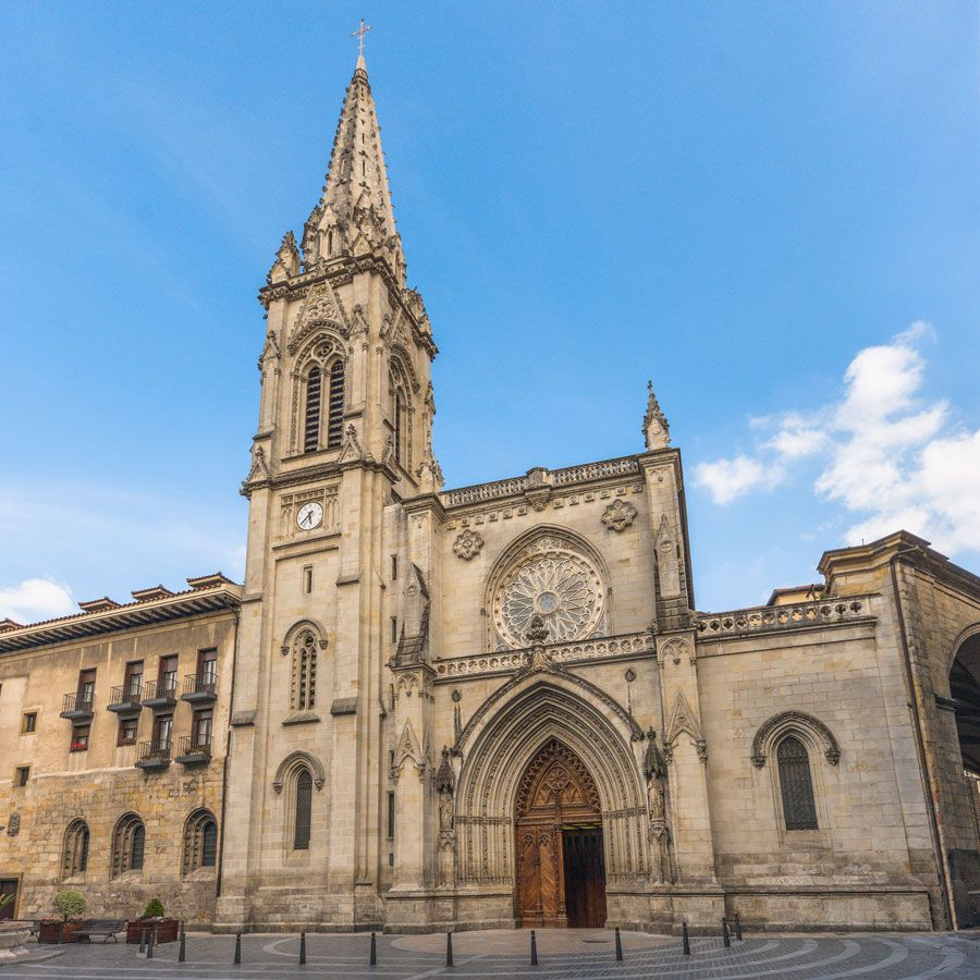 La Catedral y su historia – Catedral de Bilbao